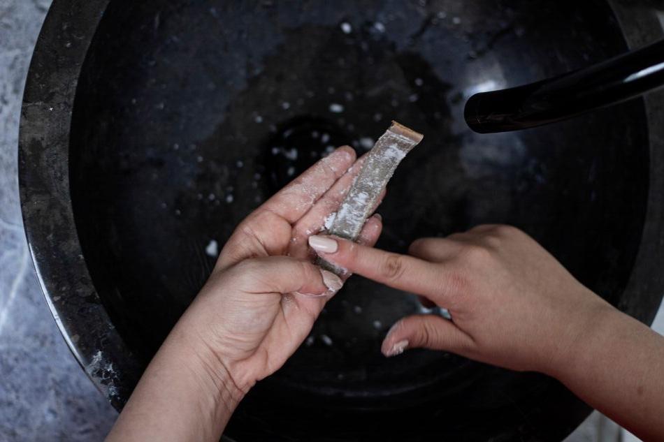 jak wyczyścić skórzany pasek od zegarka