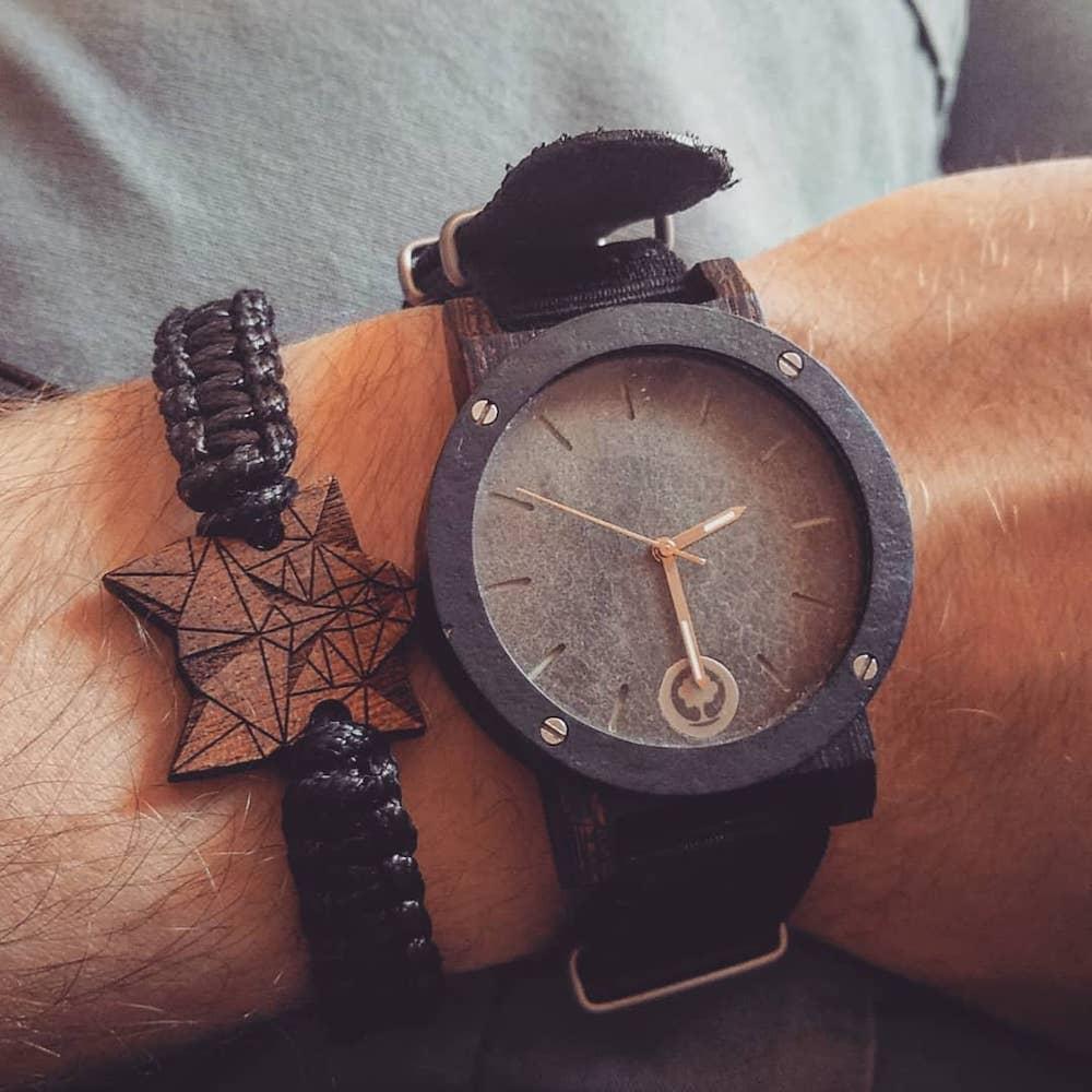 drewniane zegarki Plantwear