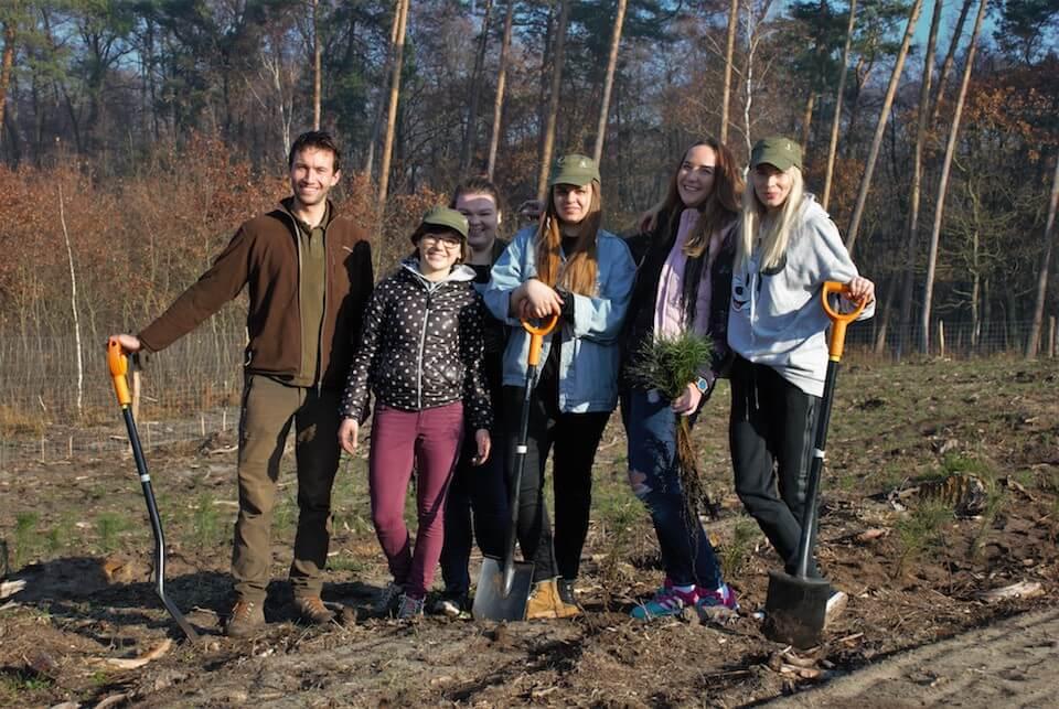 Sadzimy drzewa za Wasze zdjęcia - zobaczcie relację z akcji!