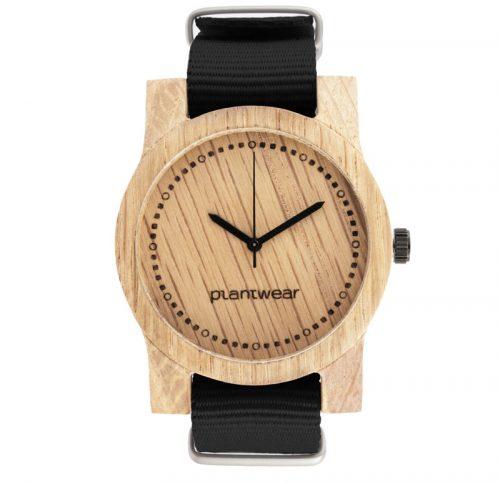 drewniany zegarek basic large