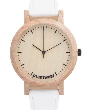 drewniany zegarek lark slim black