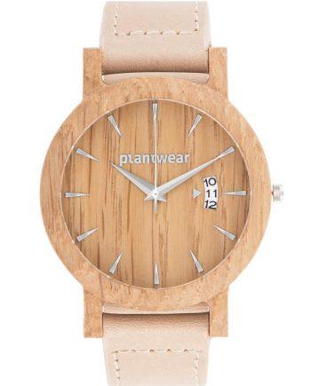 drewniany zegarek royal dąb