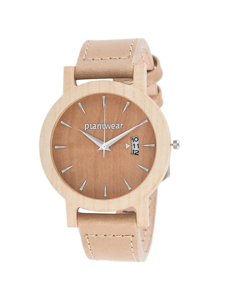 Drewniany zegarek royal jawor