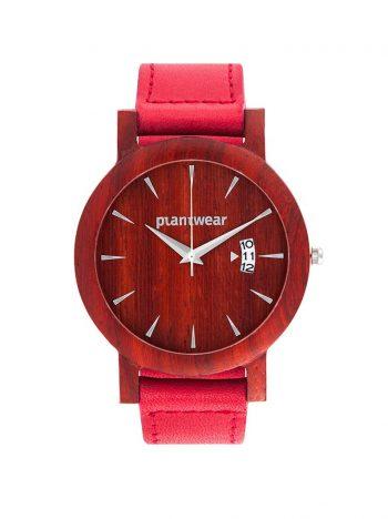 Drewniany zegarek royal padouk