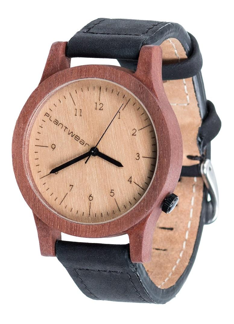 Drewniany zegarek Heritage Massaranduba 2