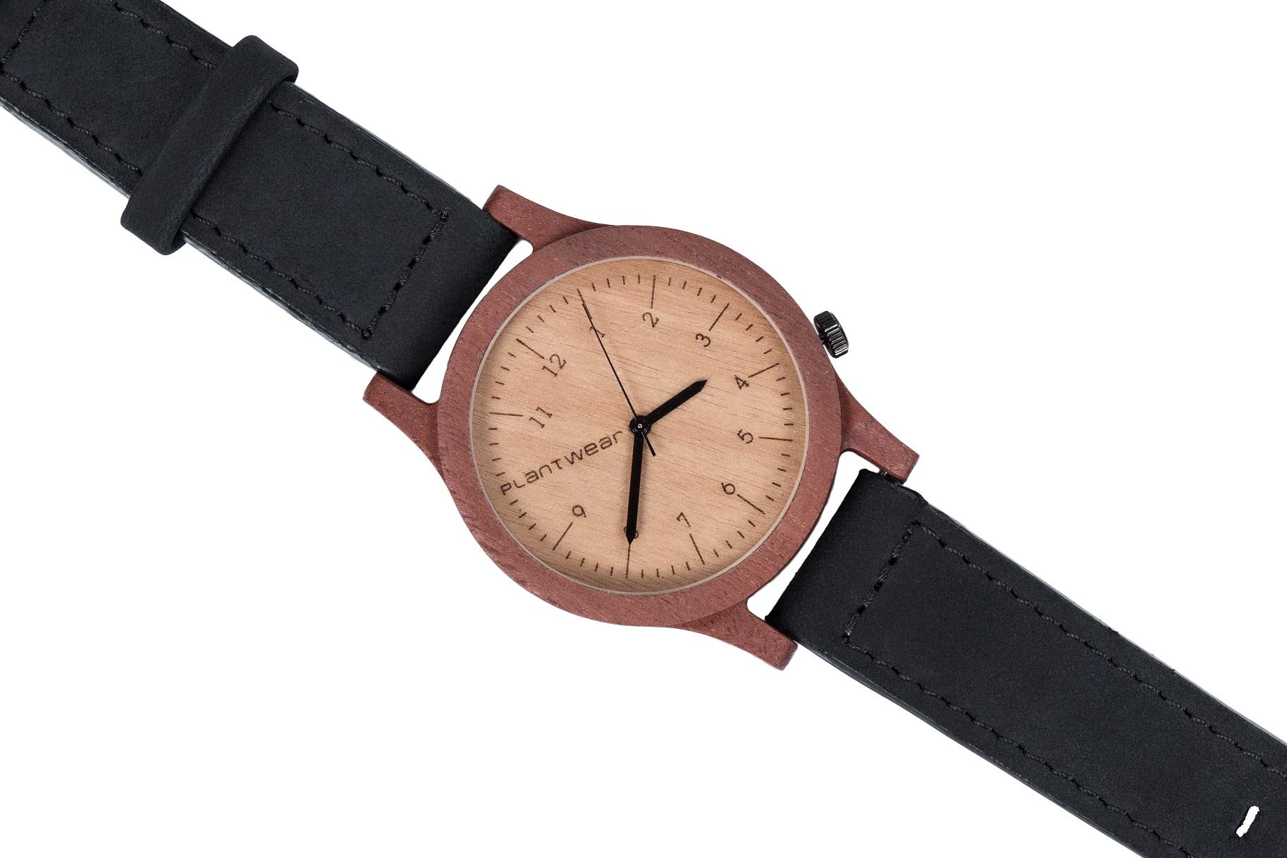 Drewniany zegarek Heritage Massaranduba 3