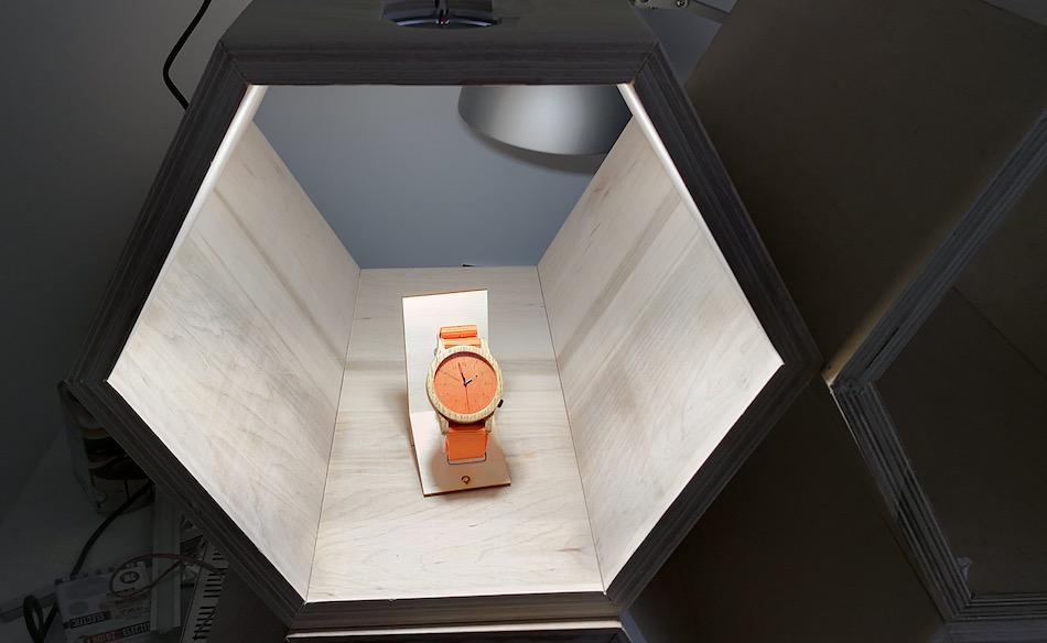 Lewitujący zegarek i inne cuda, czyli Plantwear w Galerii