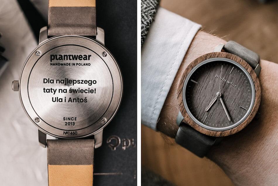 Polskie zegarki drewniane Plantwear - jak powstają