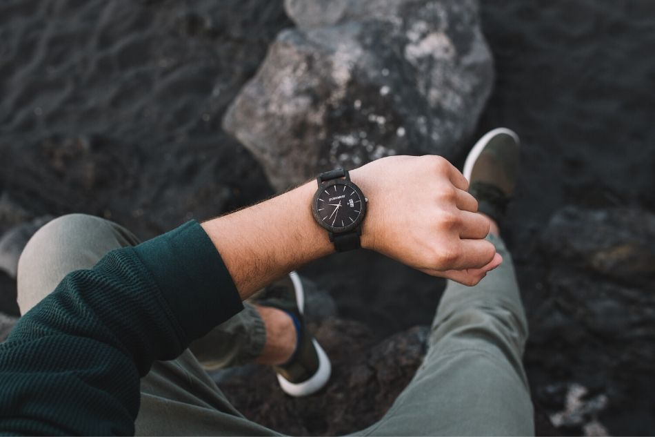 zegarek zdrewna