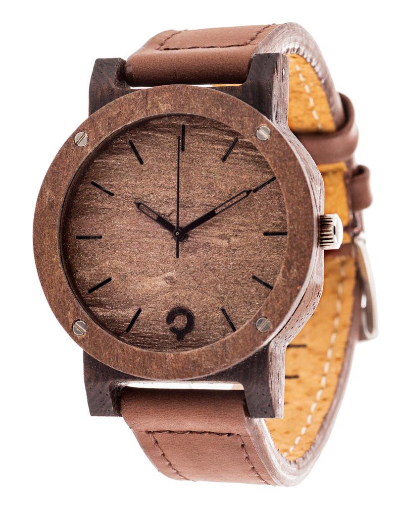 Zegarek drewniany raw-copper-ebony-2