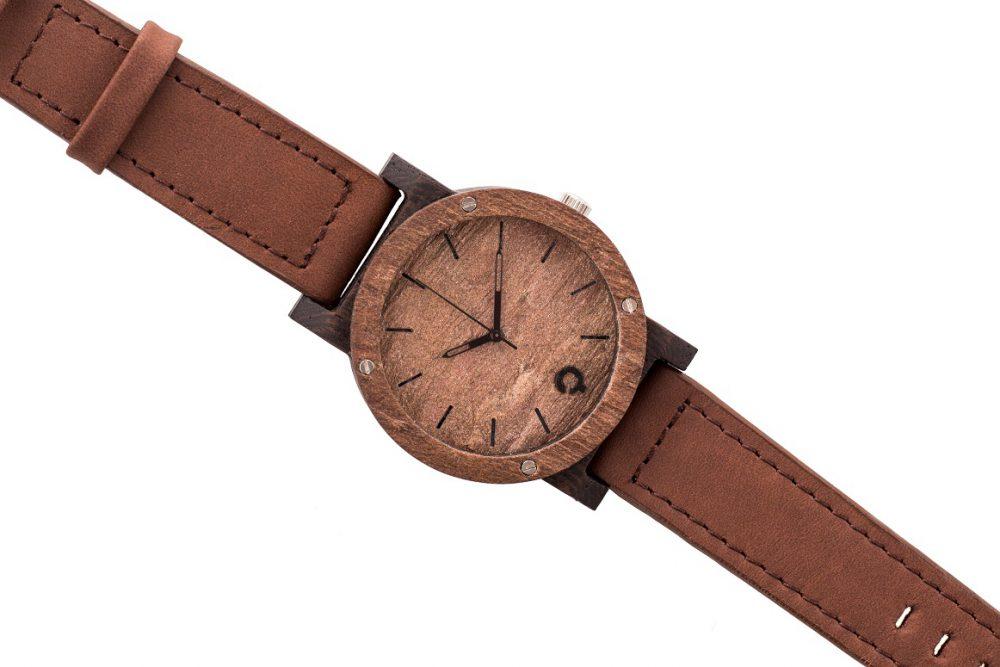 Zegarek drewniany raw-copper-ebony-3