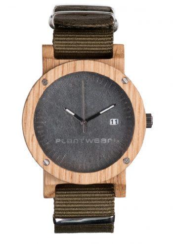 drewniany zegarek Raw Dąb