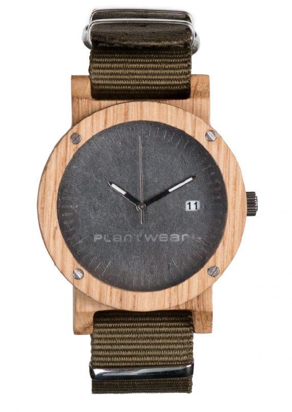 Drewniany zegarek Raw Oak 1