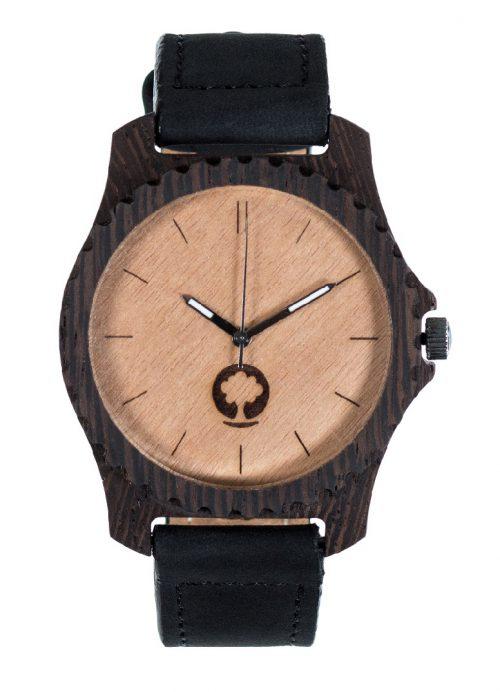 drewniany zegarek Urban Heban