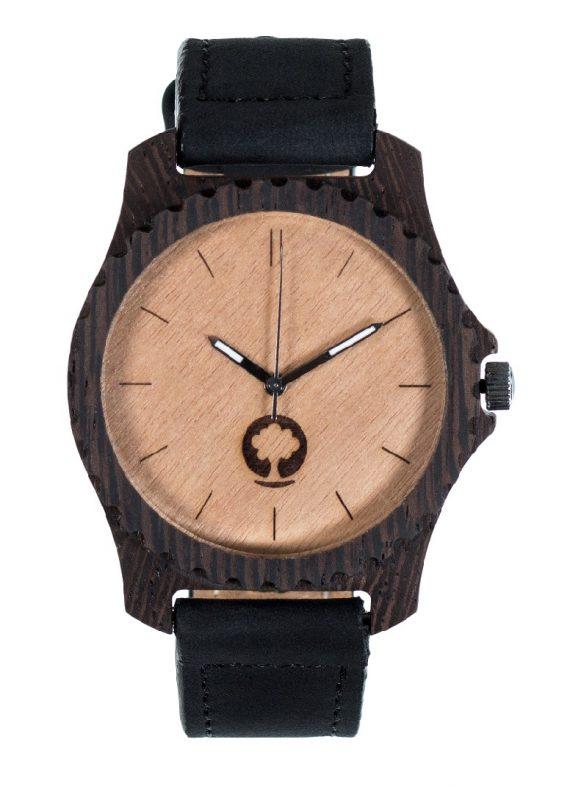 Drewniany zegarek Urban Ebony 1