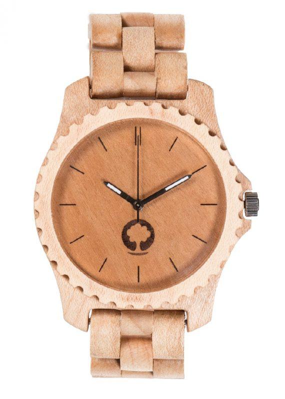 Drewniany zegarek Urban Maple 1