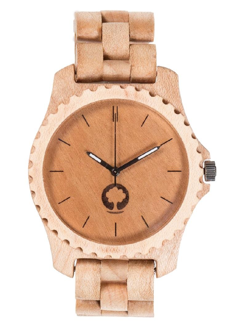 drewniany zegarek Urban Klon