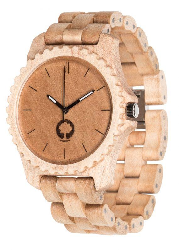 Drewniany zegarek Urban Maple 2