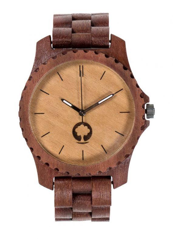 Drewniany zegarek Urban Massaranduba 1