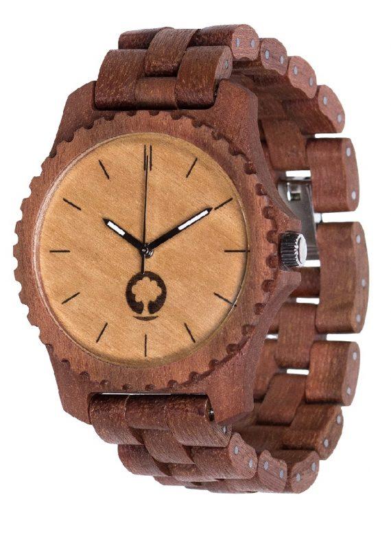 Drewniany zegarek Urban Massaranduba 2