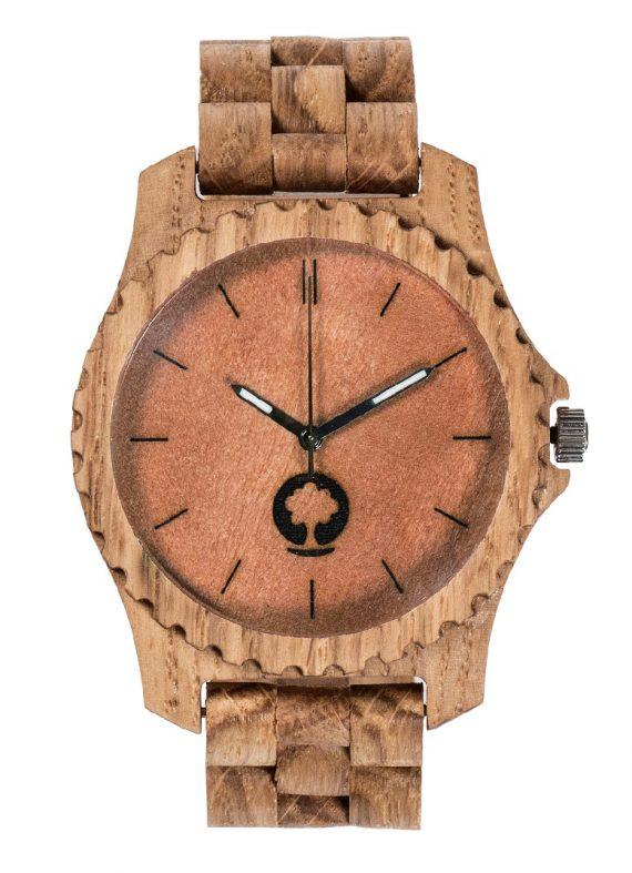 Drewniany zegarek Urban Oak 1