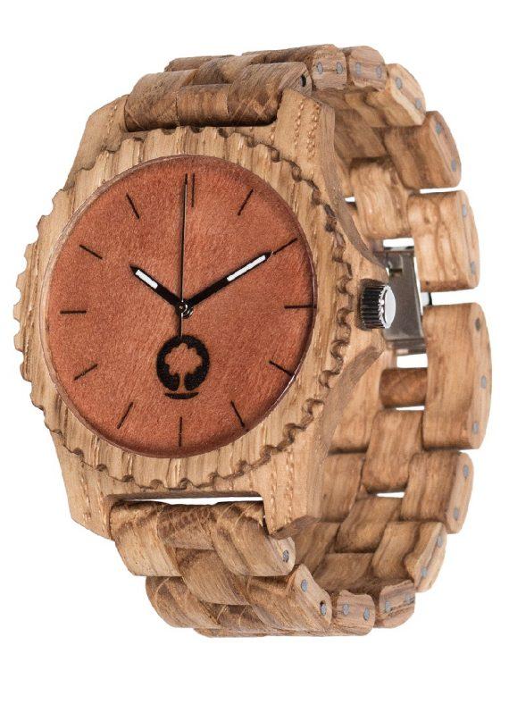 Drewniany zegarek Urban Oak 2