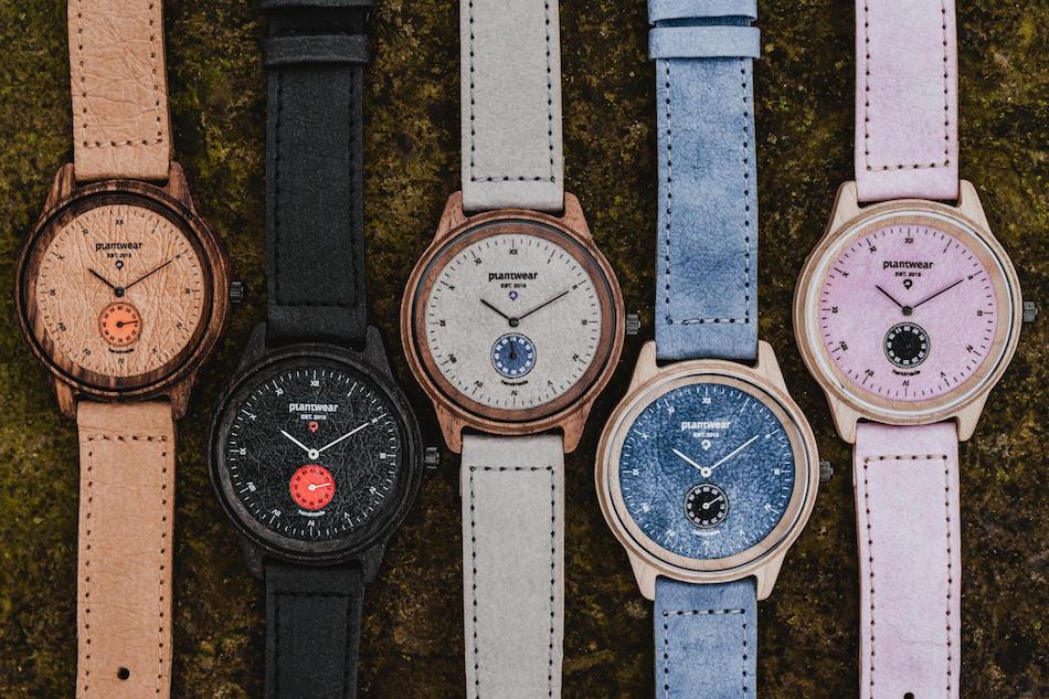 Washpapa i zegarki na paskach z wegańskiej skóry - jak to możliwe?