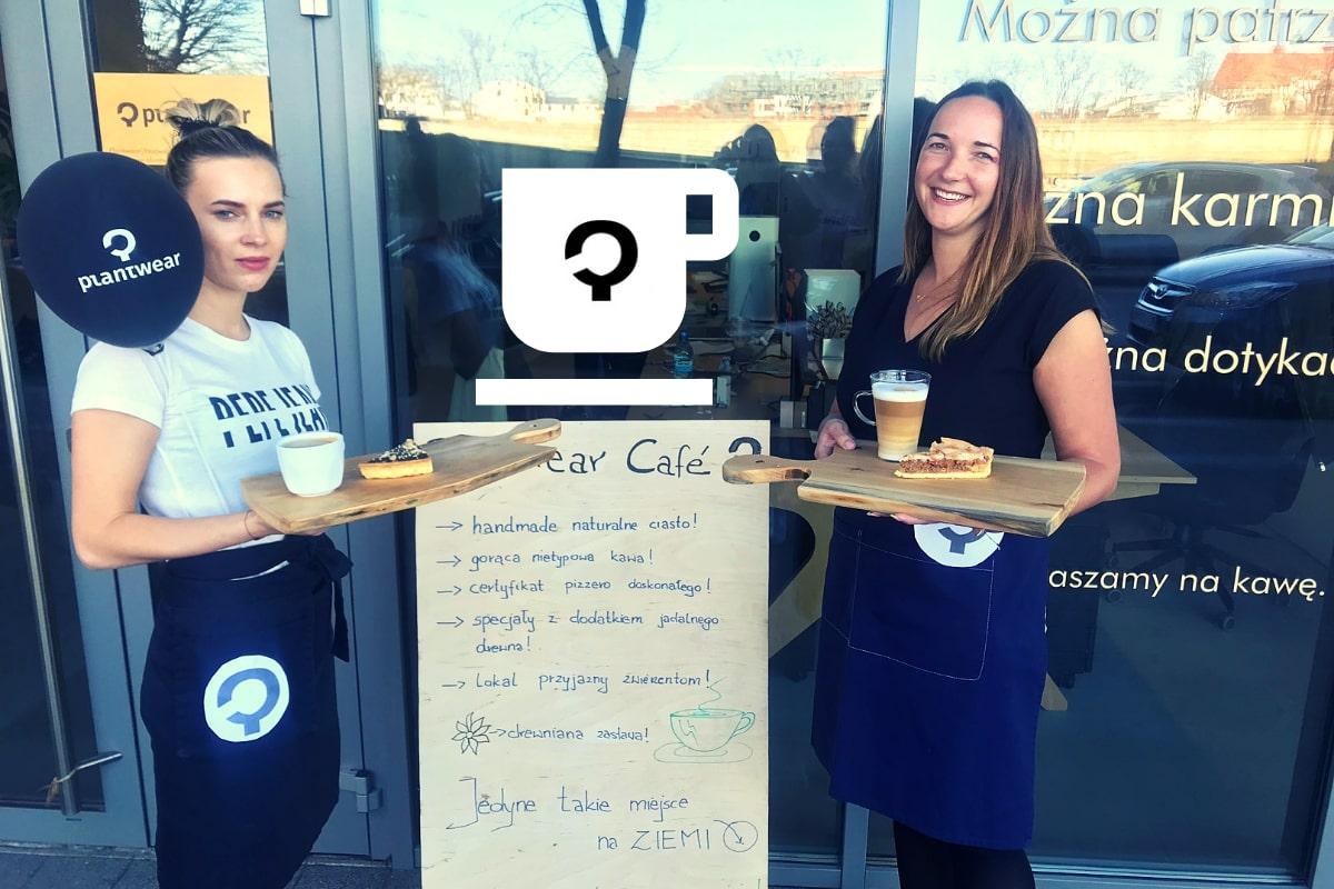 Zapraszamy do Plantwear Cafe - pierwszej kawiarni z jadalnym drewnem!