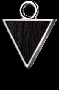 Trójkąt ciemny rod czarny klon