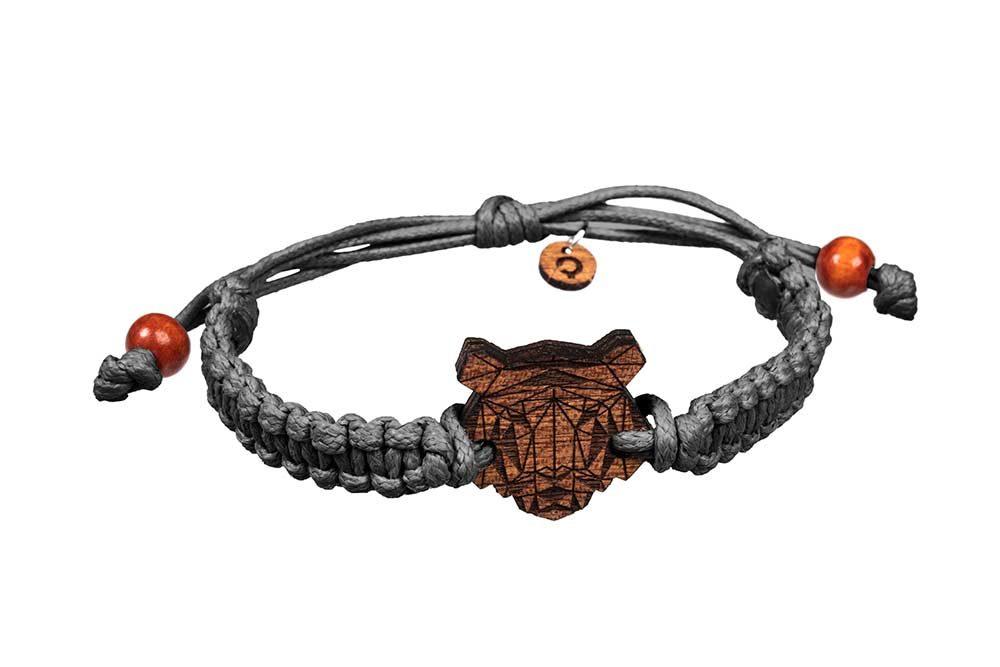 bransoletka tygrys
