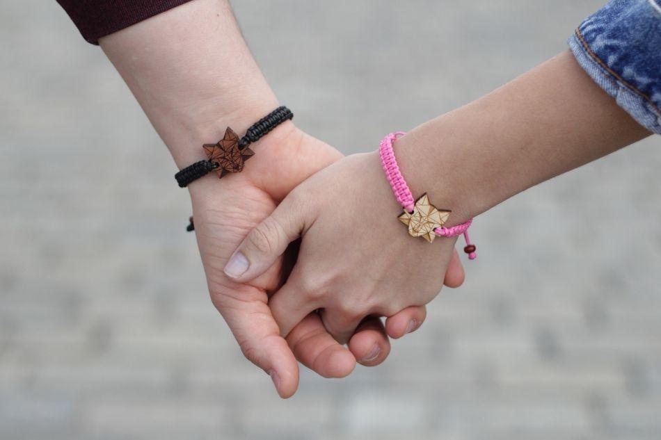 bransoletki dla par
