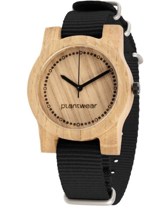 drewniany-zegarek-basic-mini-czarny_bok