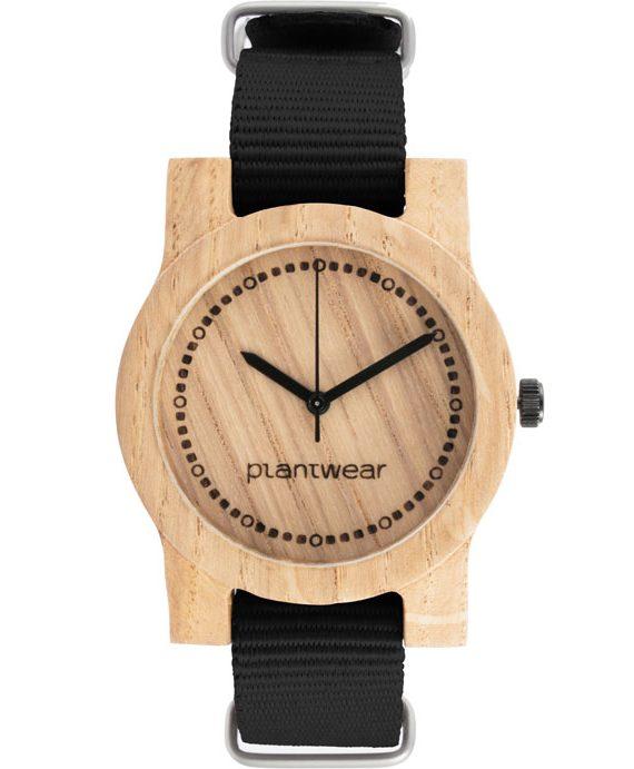 drewniany-zegarek-basic-mini-czarny_front