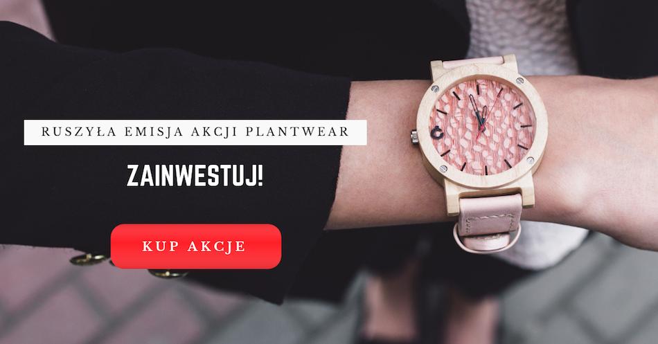 emisja akcji plantwear