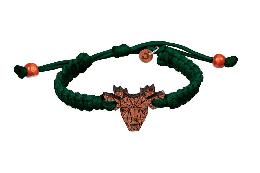 bransoletka jeleń