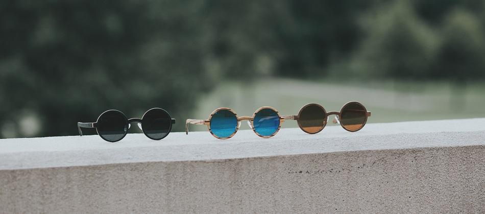 okulary przeciwsłoneczne kto wynalazł