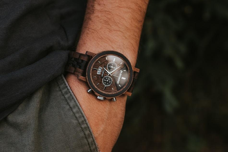 modne zegarki plantwear