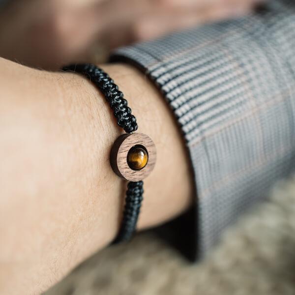 Personalizowana bransoletka - Beads