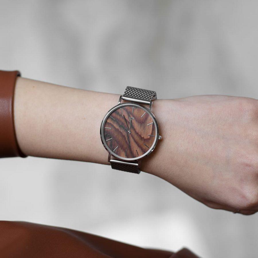 Zegarek Kolekcja Blend - Muscato - Silver