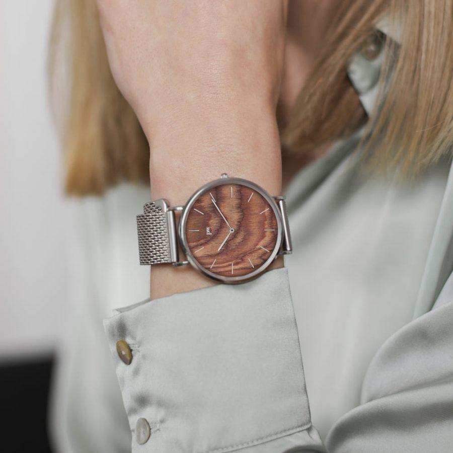 Zegarek Kolekcja Blend – Muscato – Silver