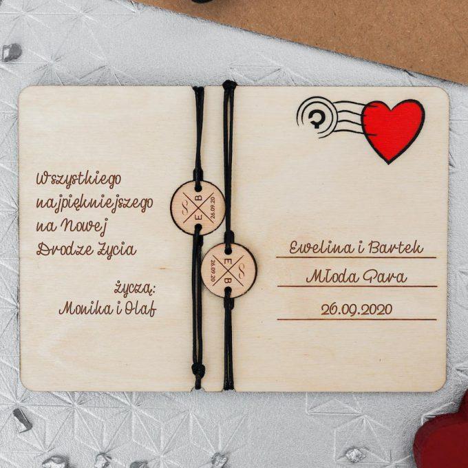kartka na ślub, kartka na rocznicę