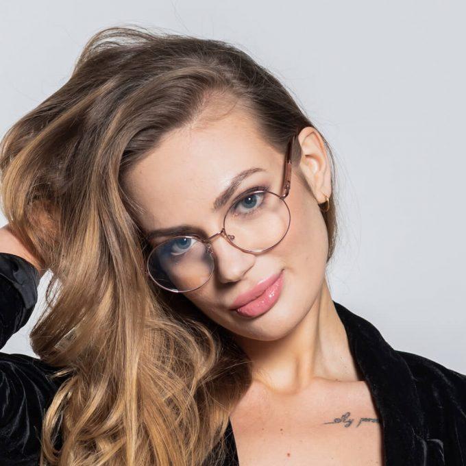 okulary korekcyjne
