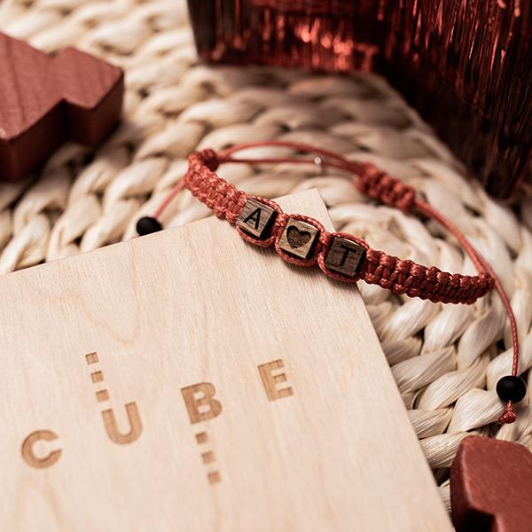 bransoletka cube