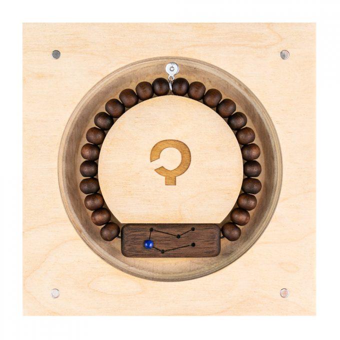 bransoletka ze znakiem zodiaku bliźnięta