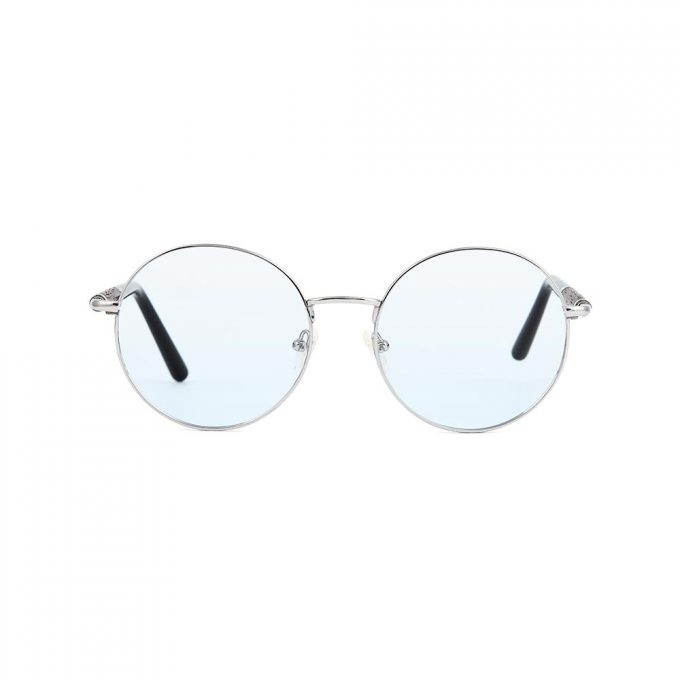 korekcyjne fusion, metalowe okulary