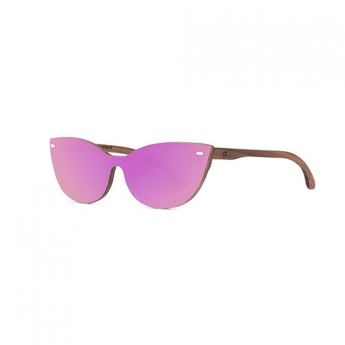 drewniane okulary Plantwear, drewniane okulary przeciwsłoneczne