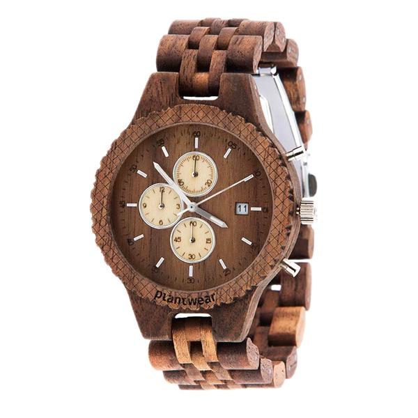 Fox Series Walnut, polskie zegarki