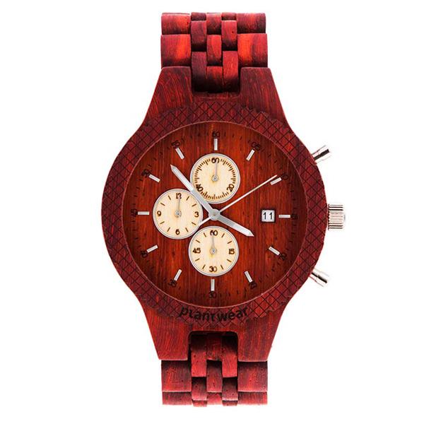 Fox Series Padouk, polskie zegarki