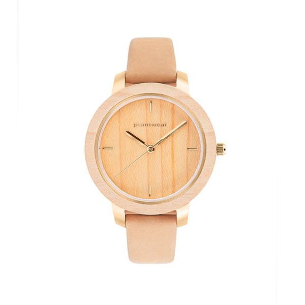 drewniany zegarek fusion dawn