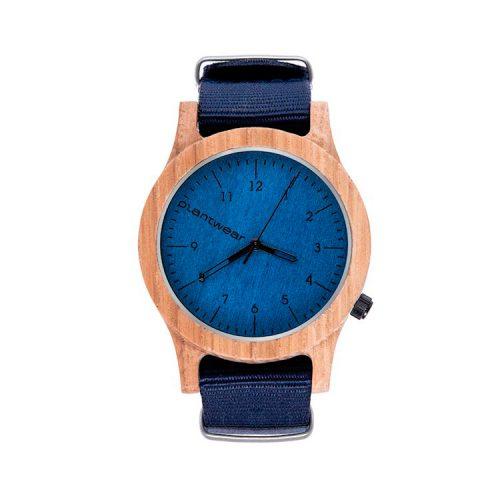 polski zegarek na rękę, plantwear_pl_packshot_drewniane_zegarki_heritage_blue_edition_dab_1